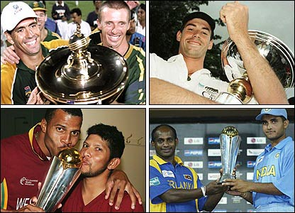 The Champions Trophy has been around. Now it has come around.
